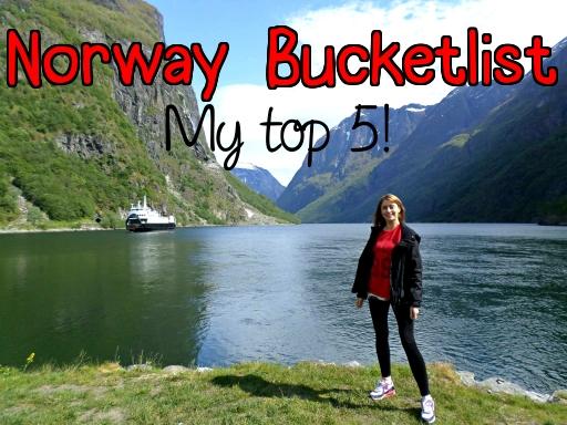 norway bucketlist bergen fjords