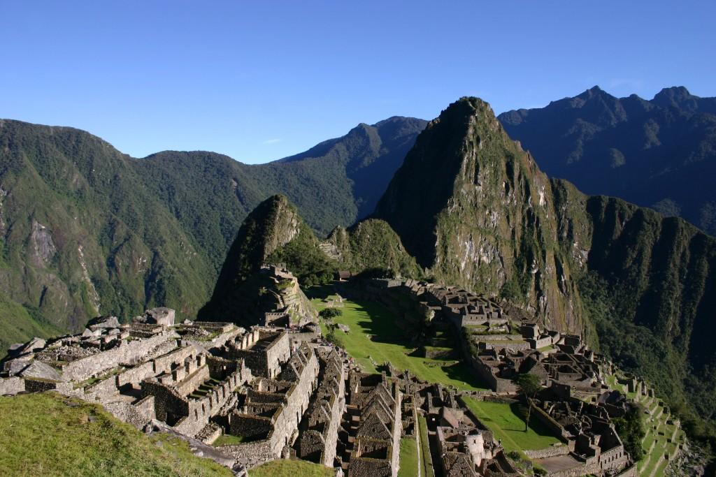 mach pichu worlds beautiful hike