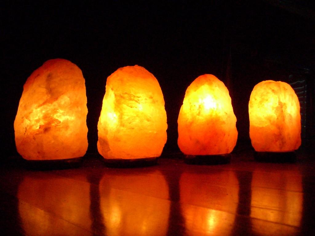 Healing Salt Lamps