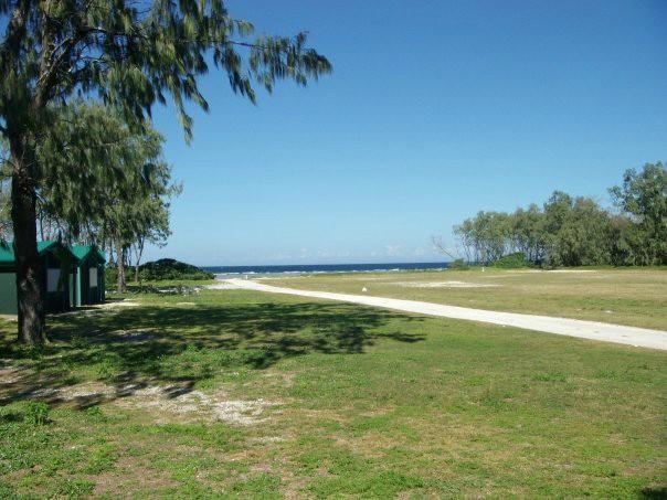 Lady Elliot Island runway