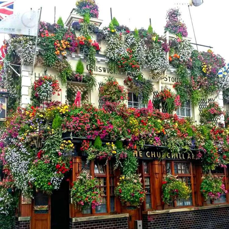 londons most beautiful pub