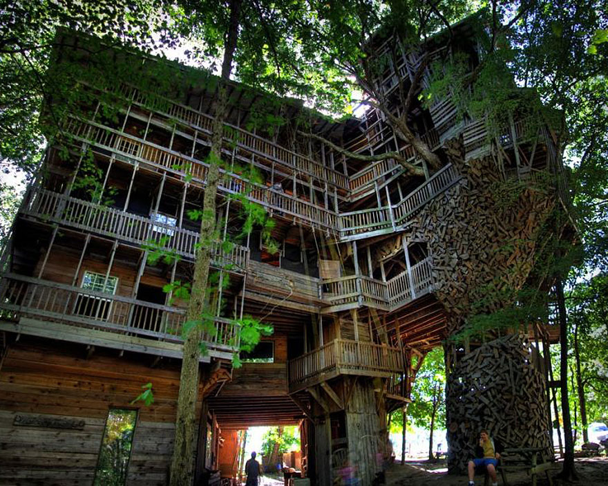 Ministers Treehouse Tennessee