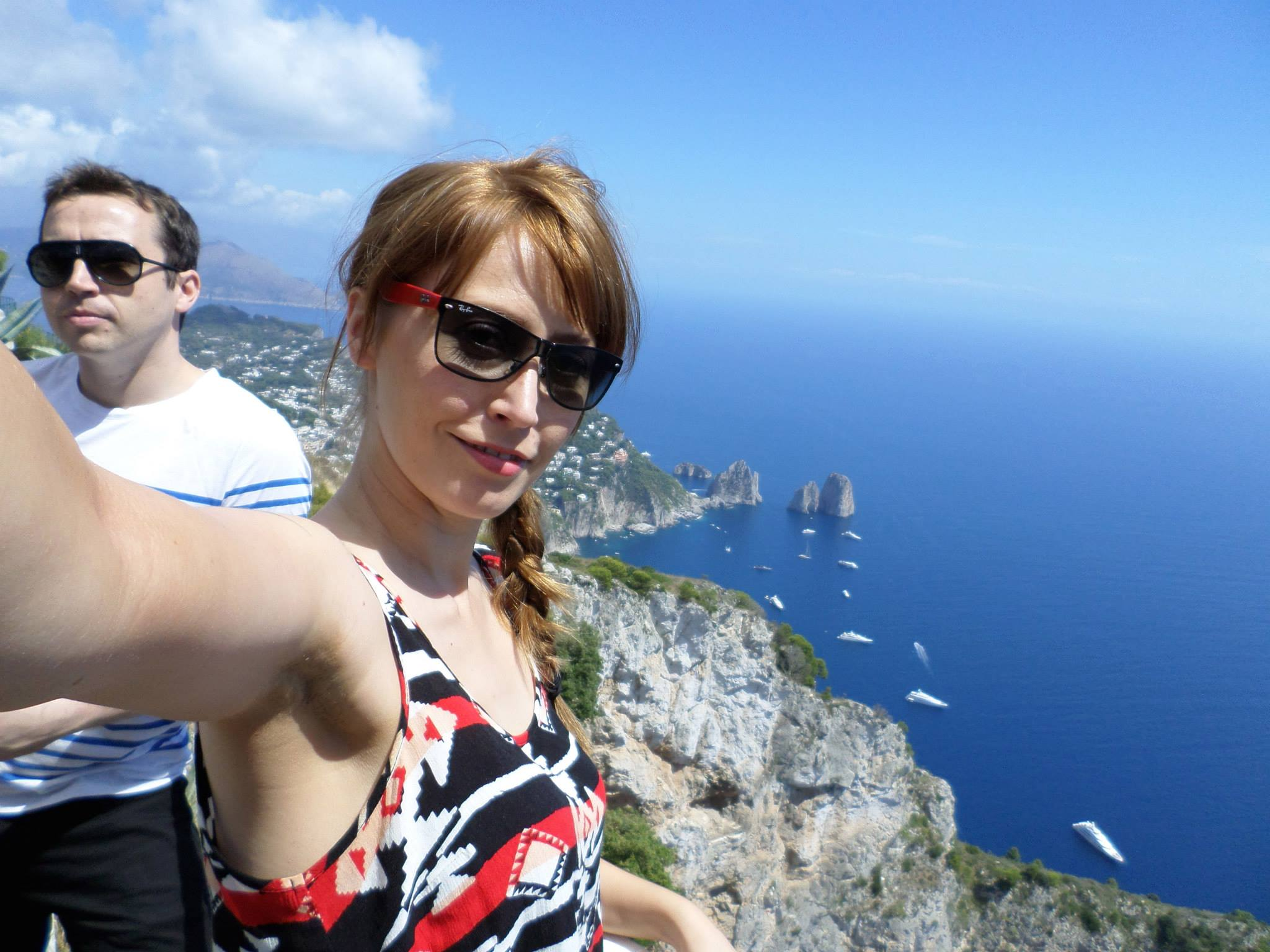 WEEK IN CAPRI