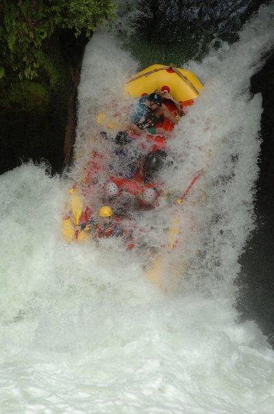 Kaituna Falls Rafting