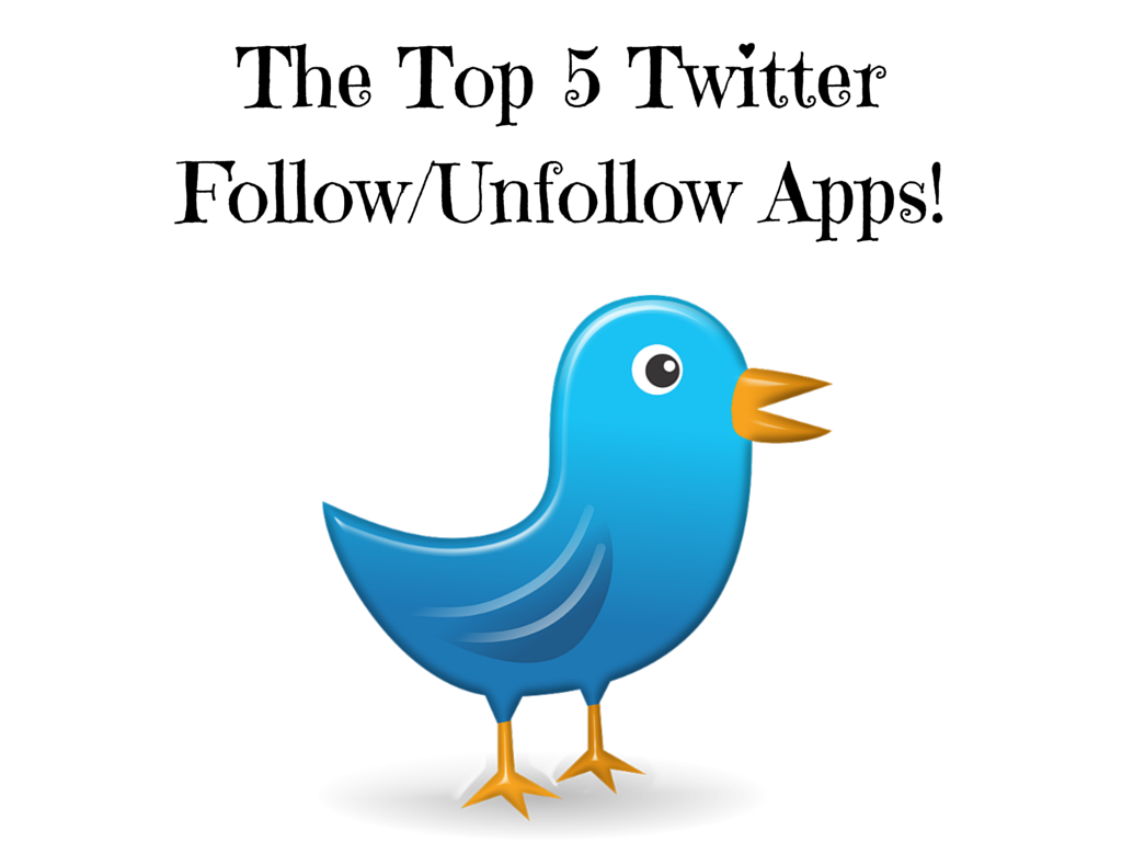 twitter unfollow apps