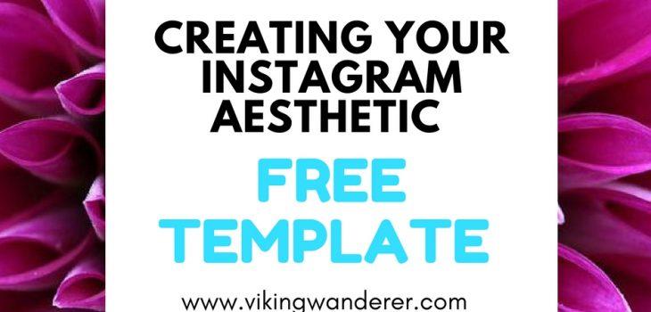 Instagram Aesthetic Logo Blue